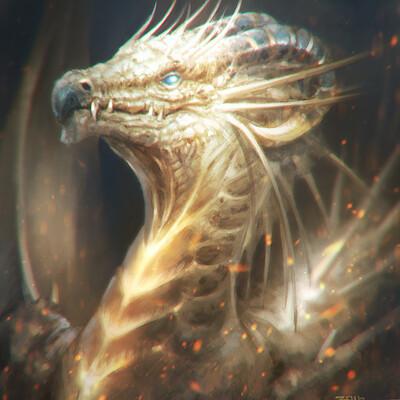 Feig felipe perez cabeza dragon rgb