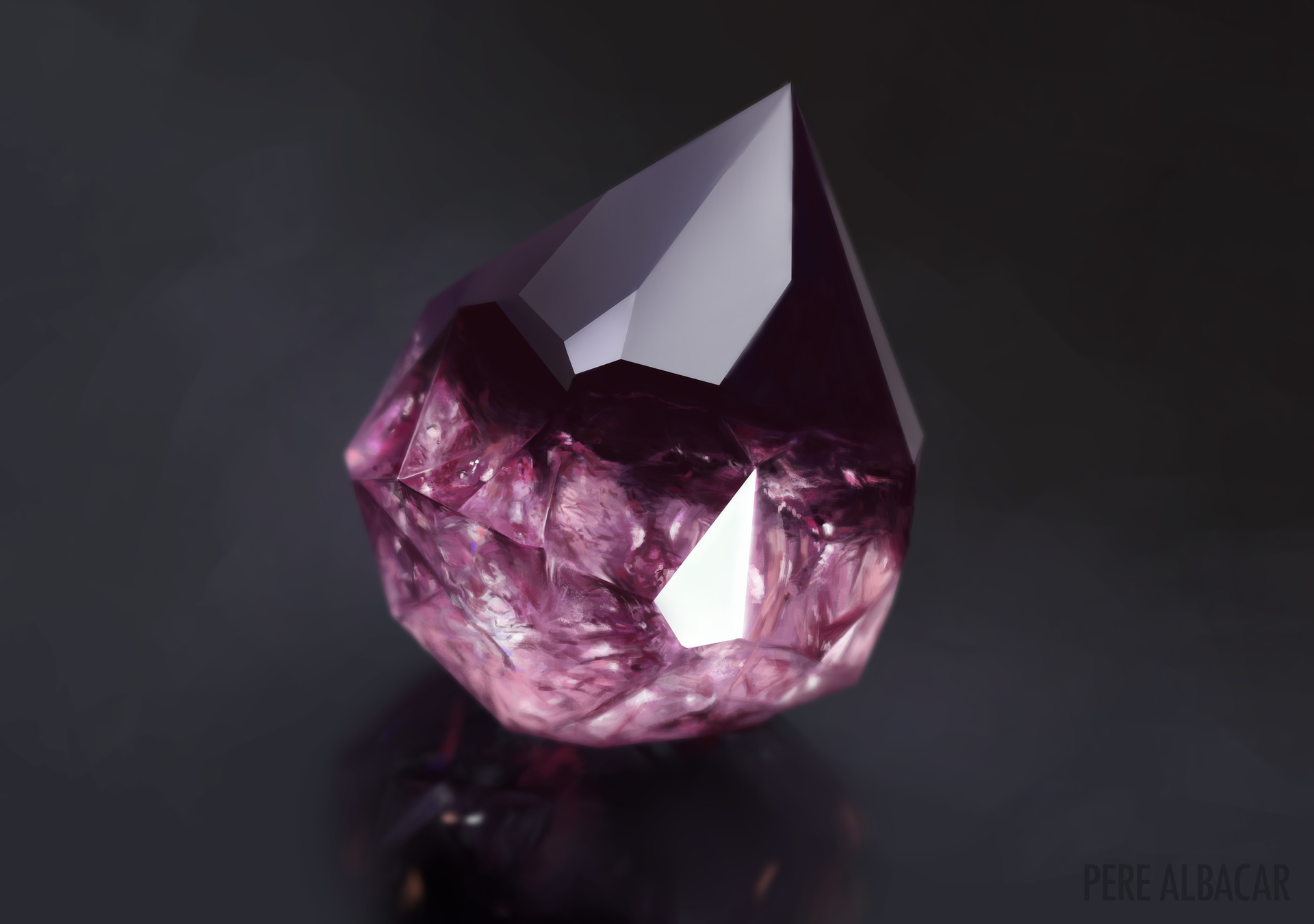 Pere albacar roda the gem by lgralh dacsqfa