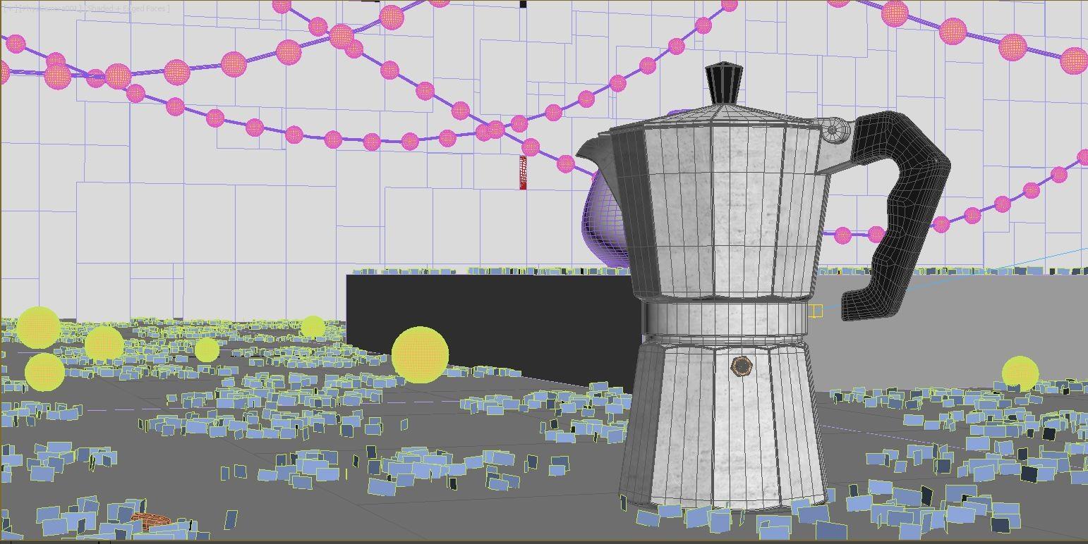 Oren leventar coffee time wire