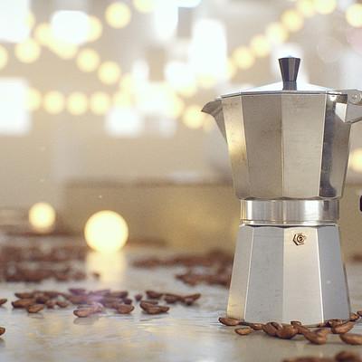 Oren leventar coffee time