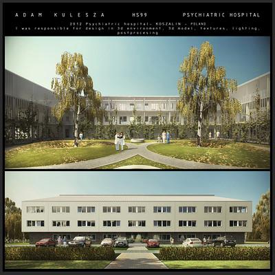 Adam bernard kulesza 2012 portfolio hs99 psychiatryk s