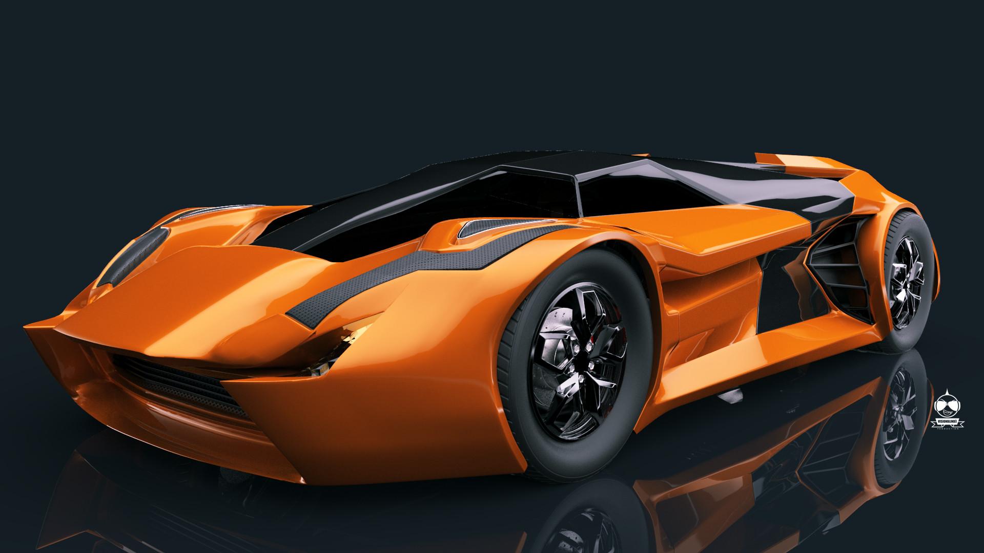 Kadilu Alex Lamborghini Diamante Concept
