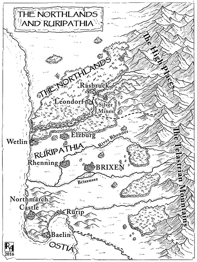 The Northlands and Ruripathia