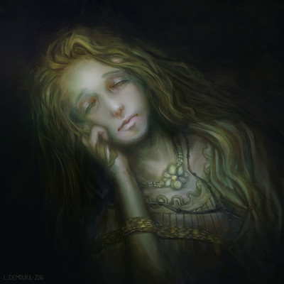 Leonardo de moura cercueil blanc medium
