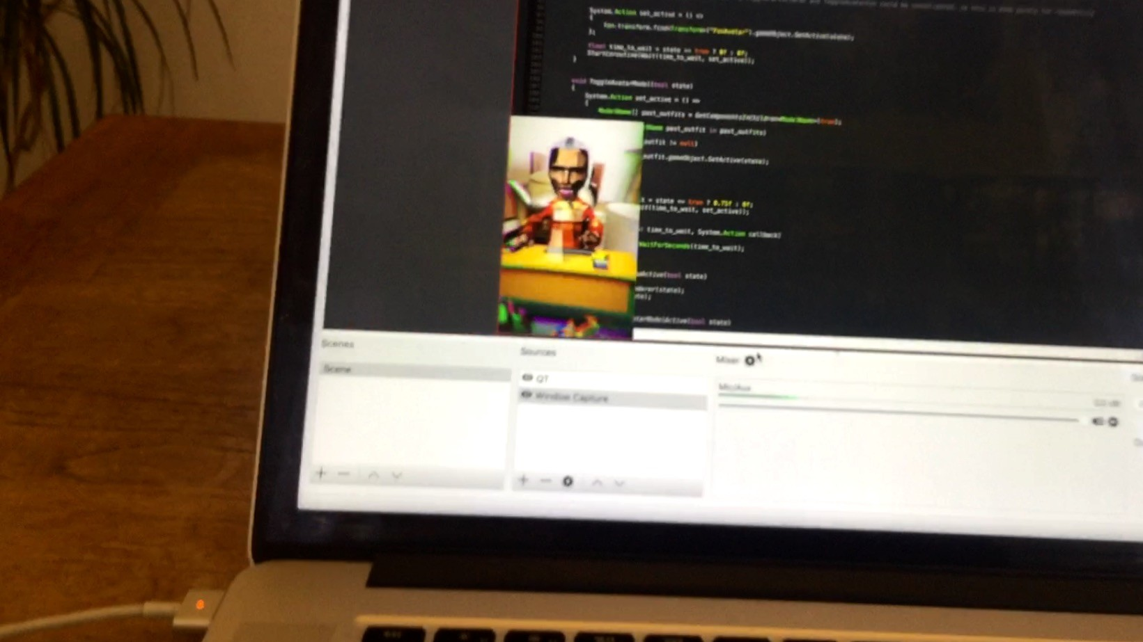 UnderSight Source Code with an AR narrator