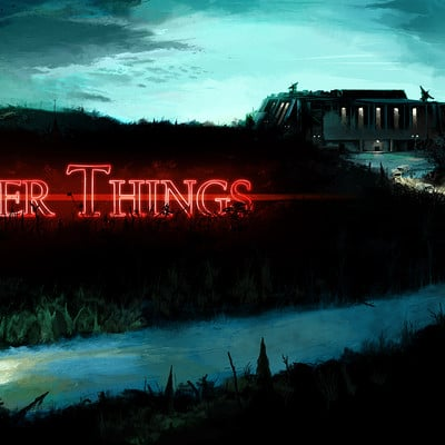 Stethebee strangerthings image