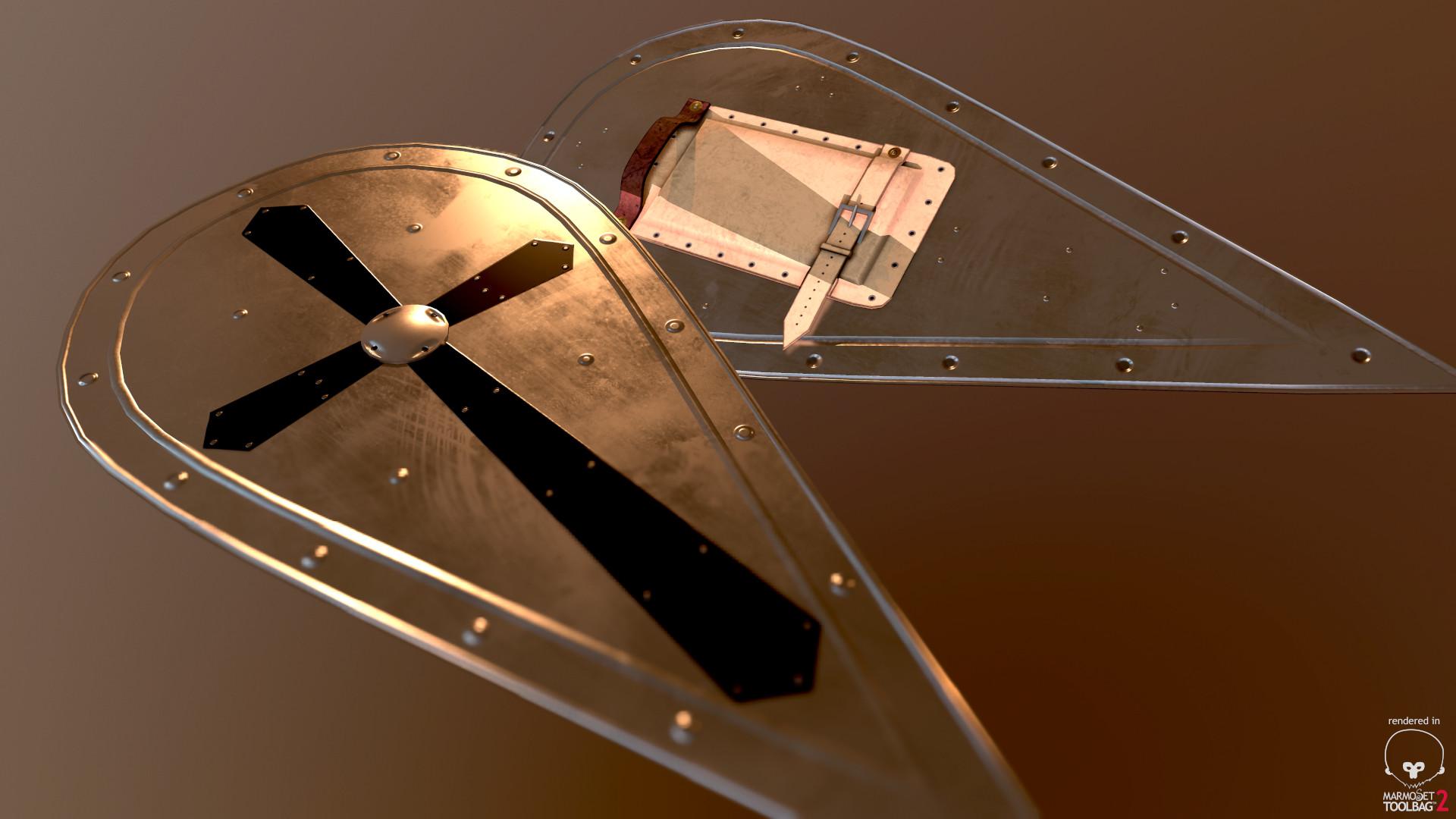 Bela csampai iron norman shield preview mt 01