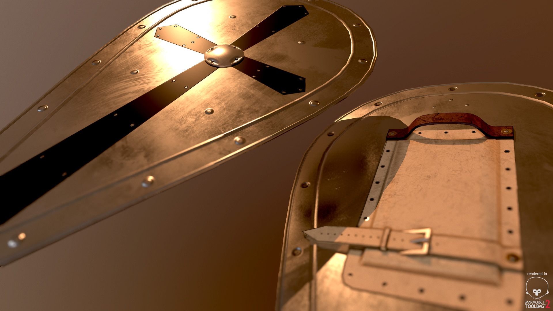 Bela csampai iron norman shield preview mt 02