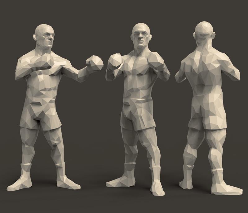 Joseph pegurier boxer