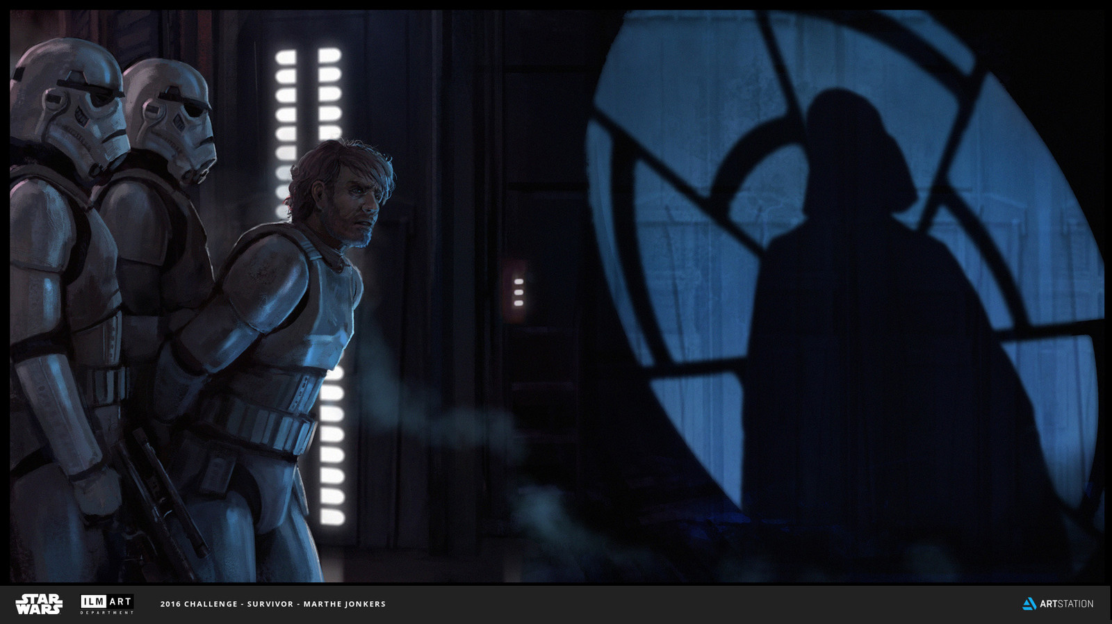 ILM Art Challenge: The Moment