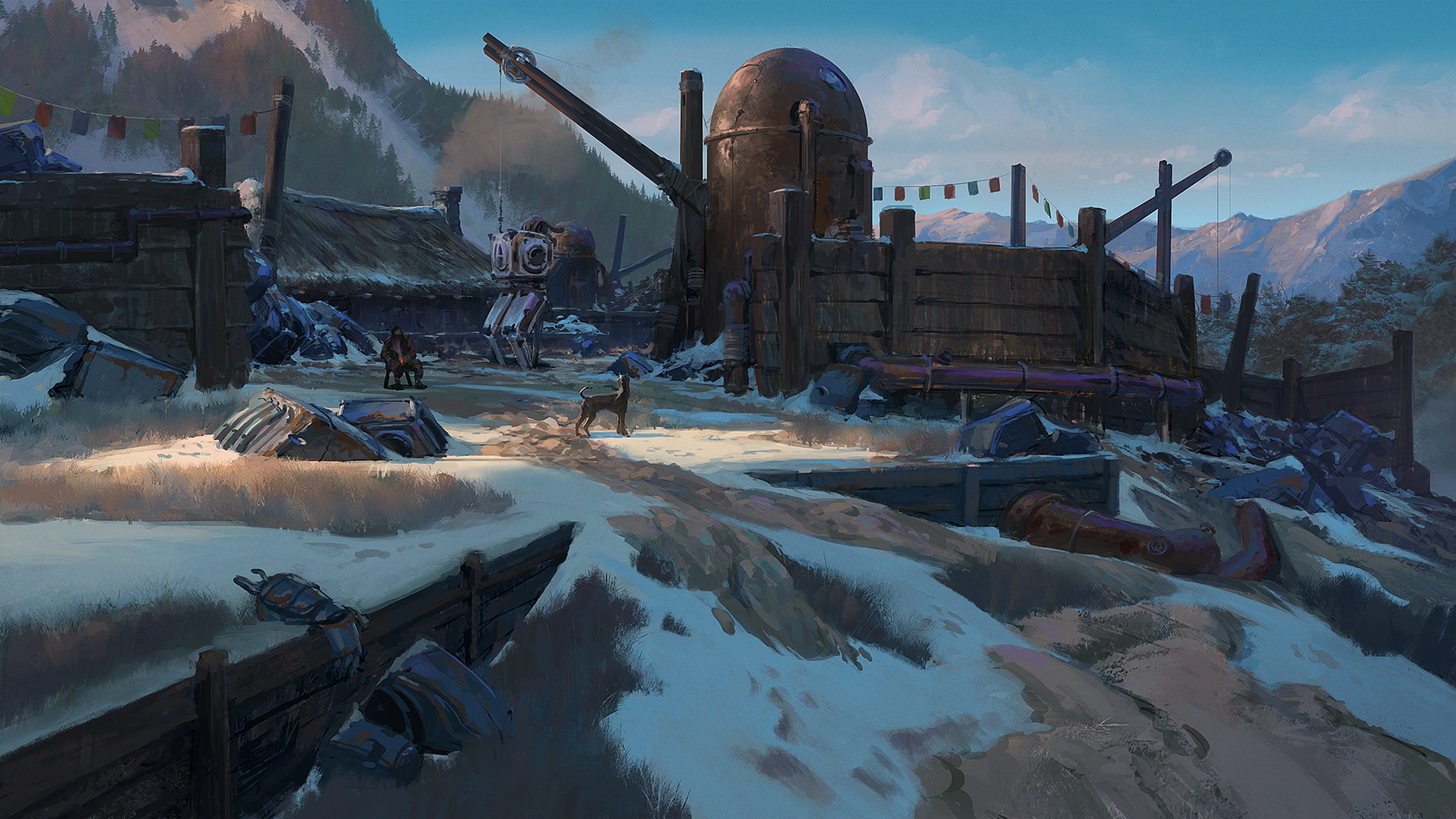 Klaus pillon scrapyard final