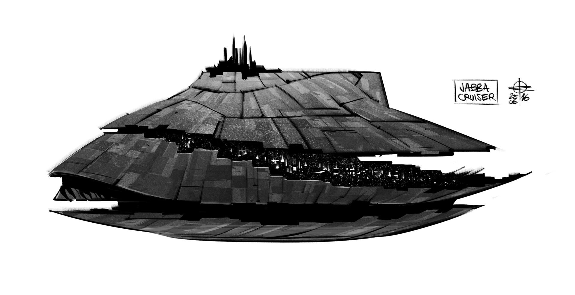 Renaud roche jabba cruiser