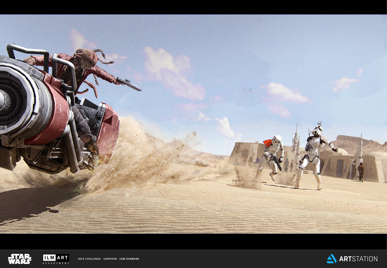 "Challenge 2: ""The Ride"" Keyframe 2"