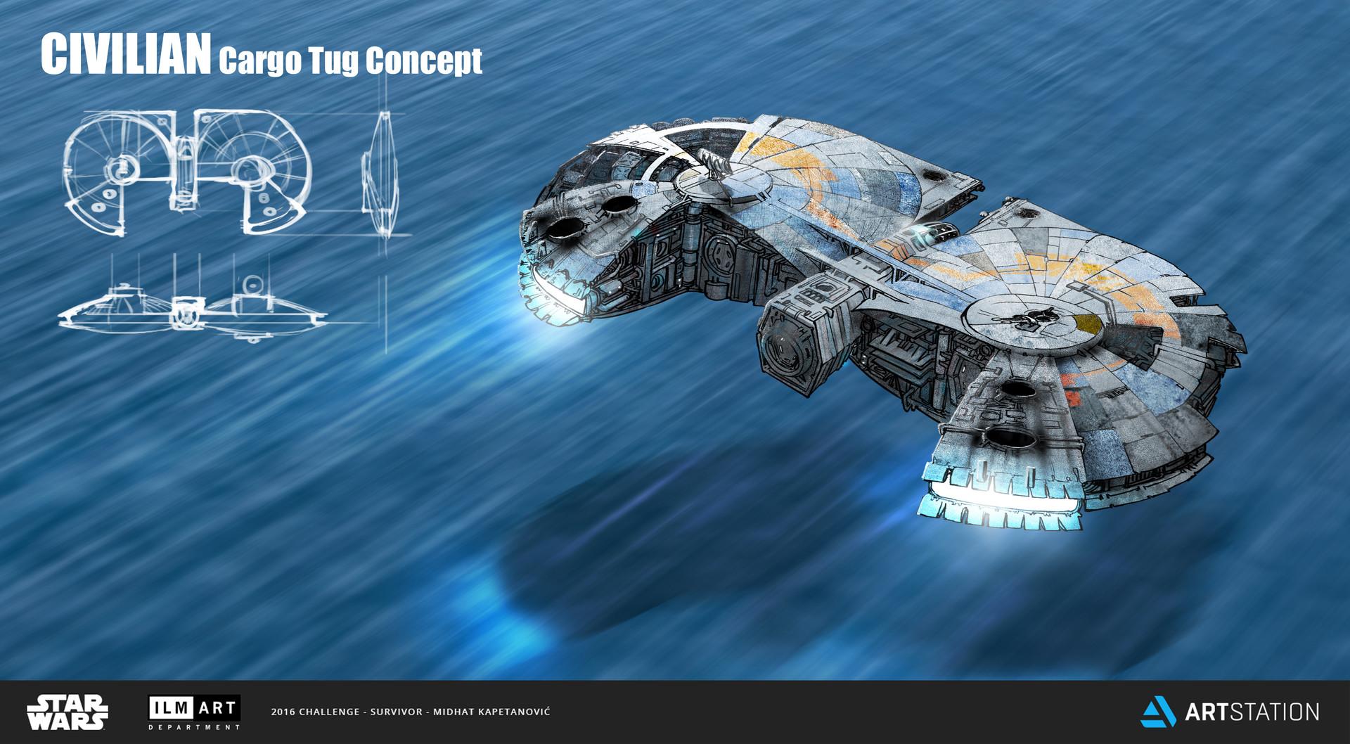 Midhat kapetanovic concepts cargo tug 01