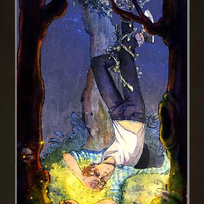 Sol all the hangedman adam