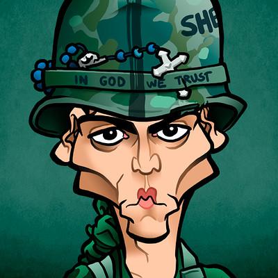 Steve rampton platoon