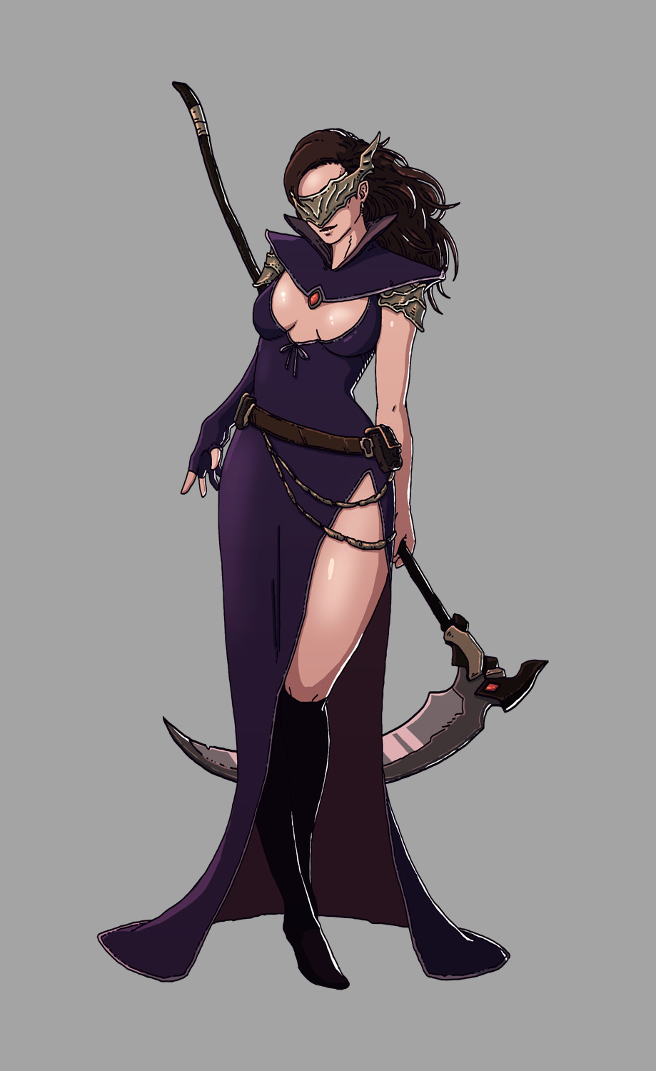 Ernesto irawan female witch copy