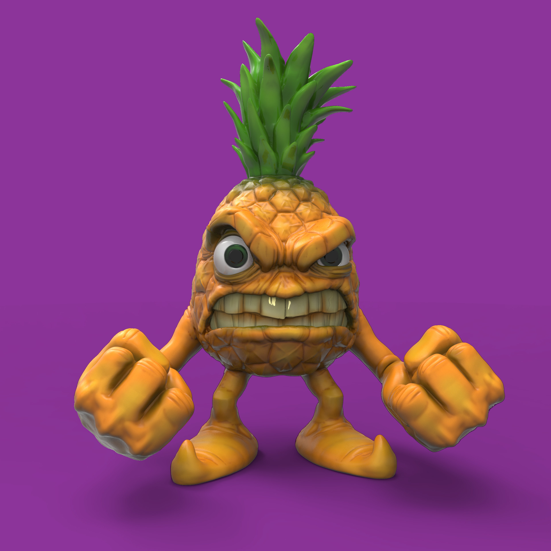 Jake angell angrypineapple clobberintime
