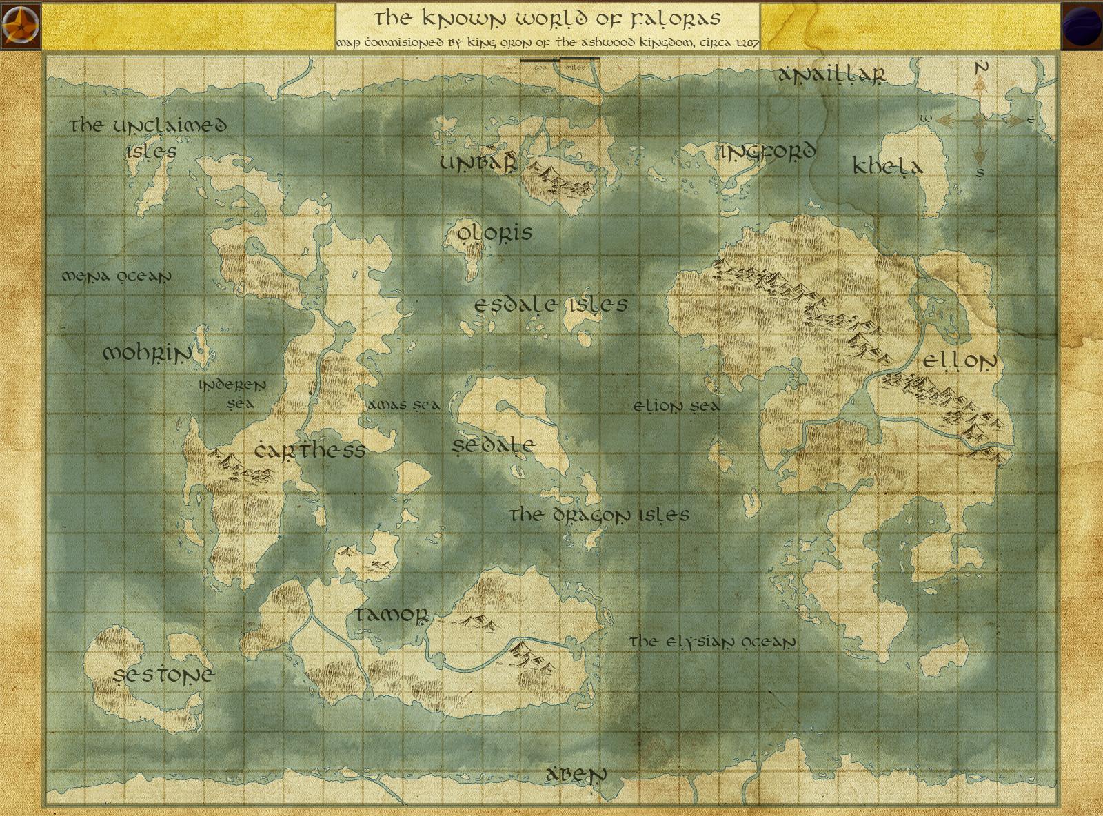 Final map of Faloras