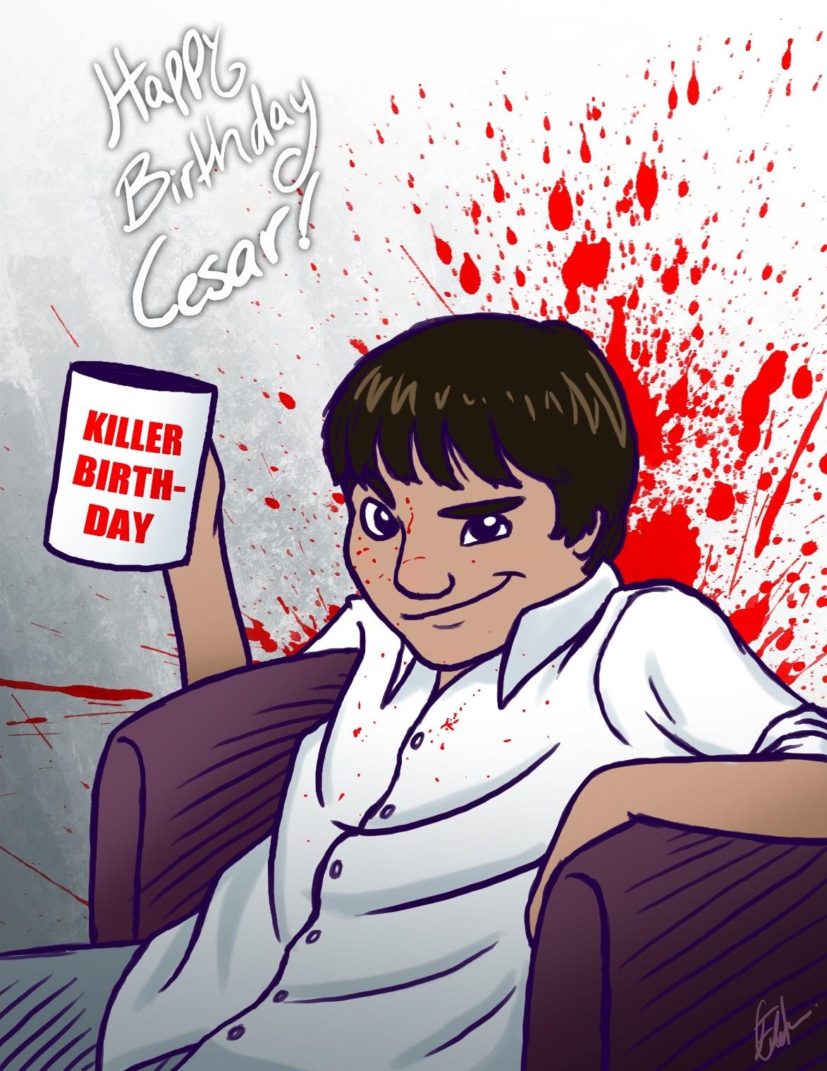 Cesar (Dexter theme)