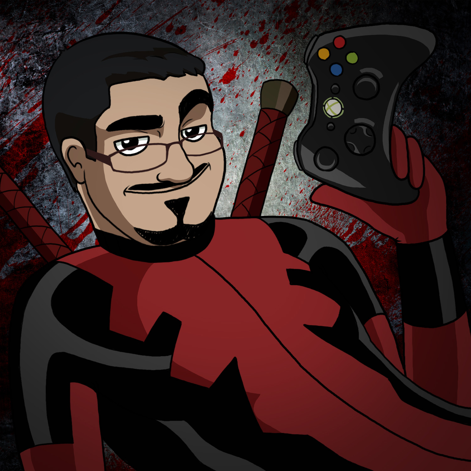 Luis (loves Deadpool)