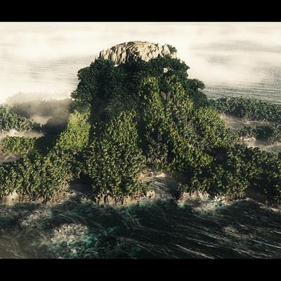 Muhammad sohail anwar epic landscape web 16bit