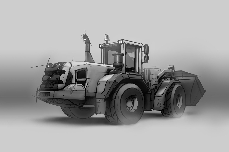 Carlos villarreal kwasek volvo truck