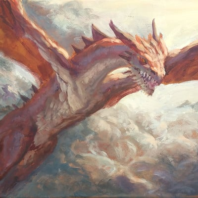 Sebastian horoszko dragon final