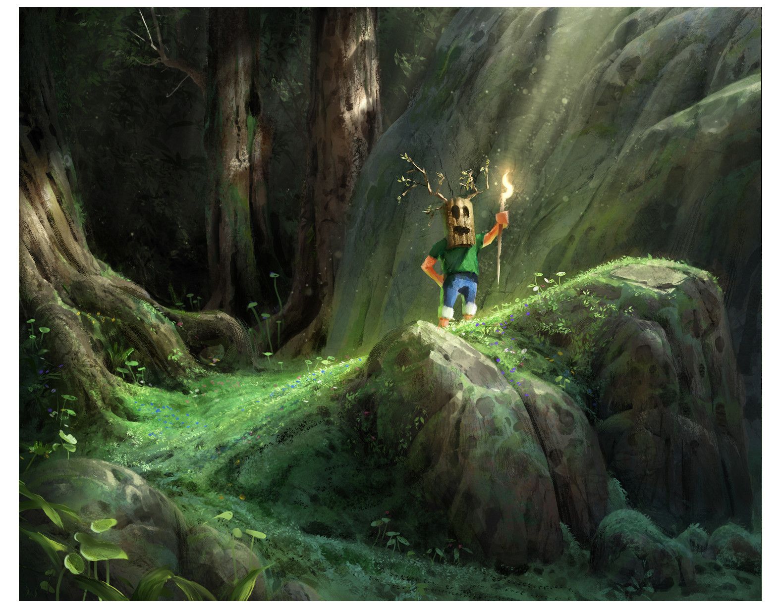 Quentin mabille forest spirit v1