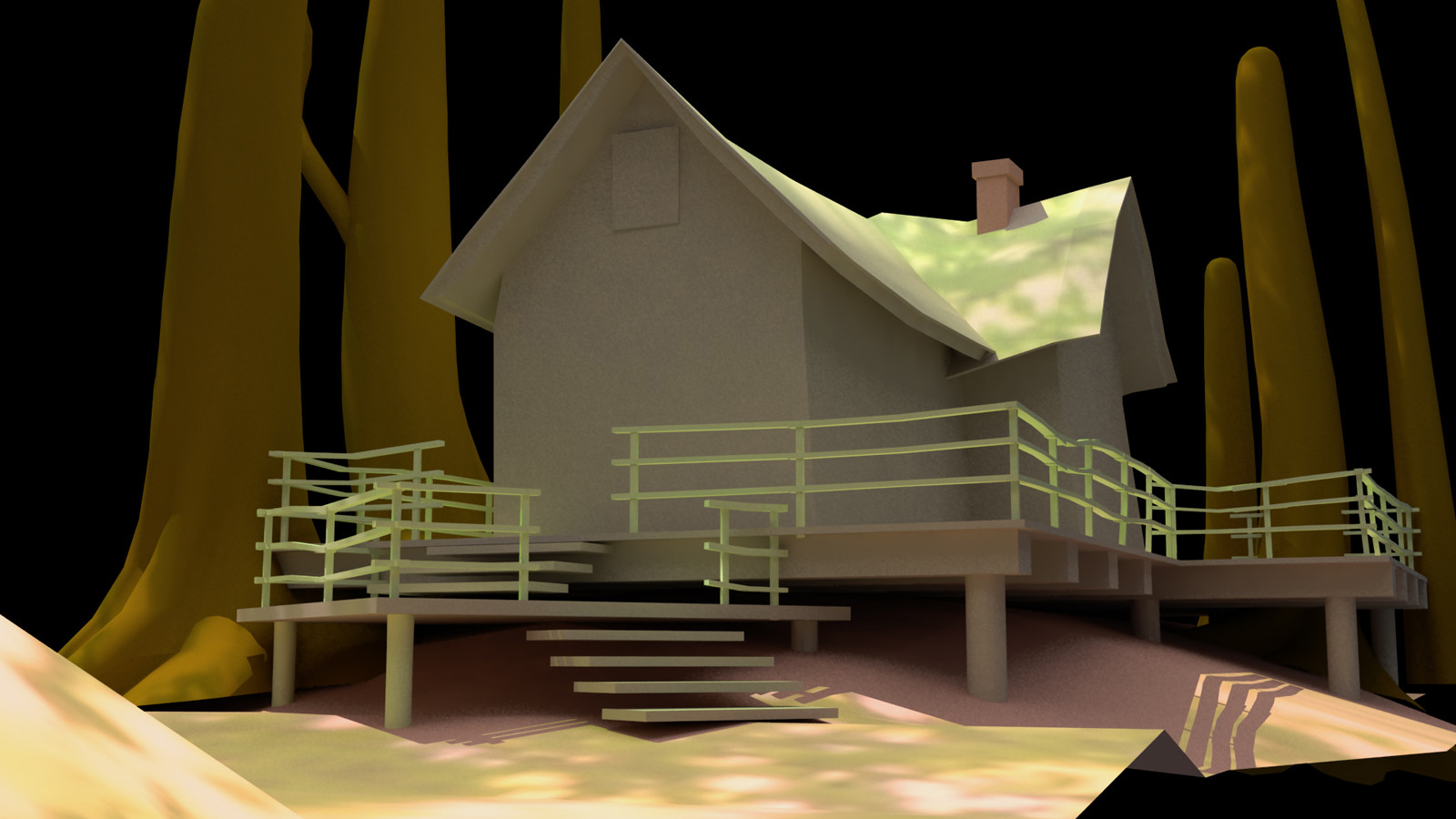 Quentin mabille cabin3d