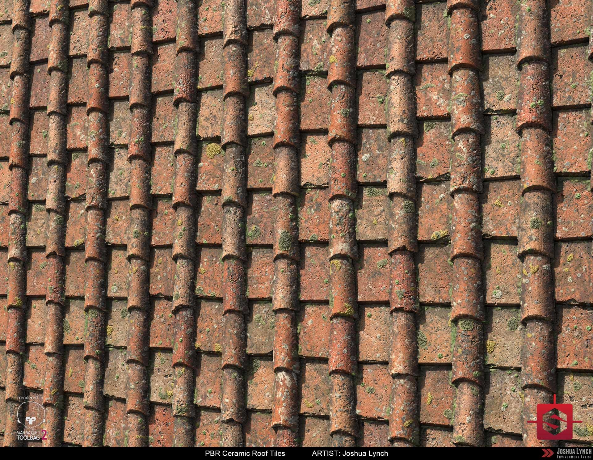 Artstation pbr procedural ceramic roof tiles material study 02 artstation pbr procedural ceramic roof tiles material study 02 joshua lynch dailygadgetfo Images