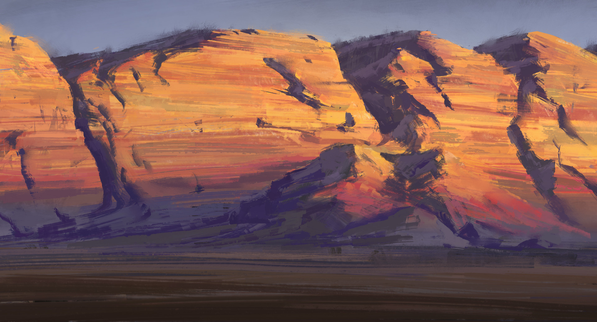 Quentin mabille good night valley wip4