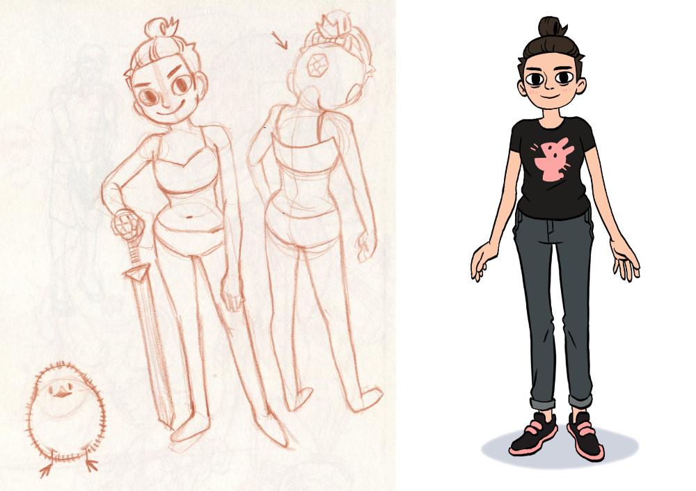 Me! Steven Universe style