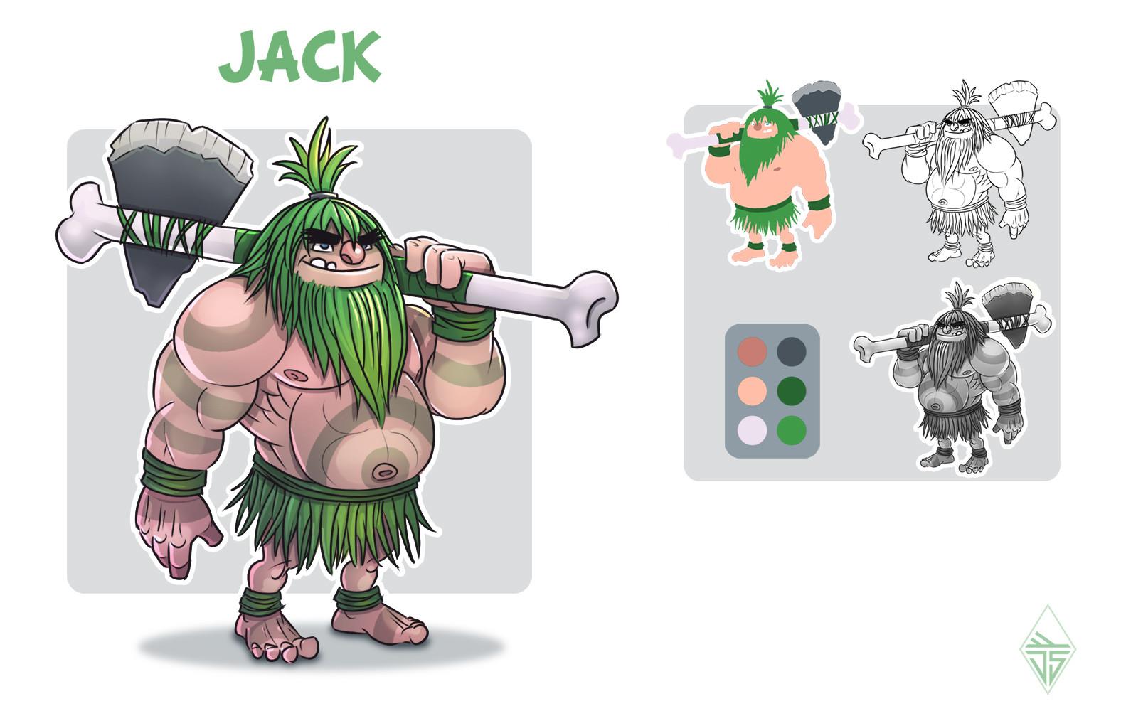 Jose samaniego jack