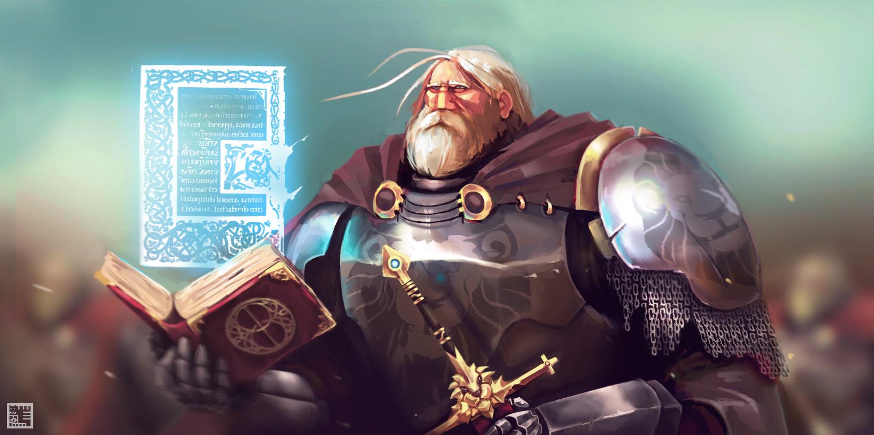 Theophile loaec knightmarron