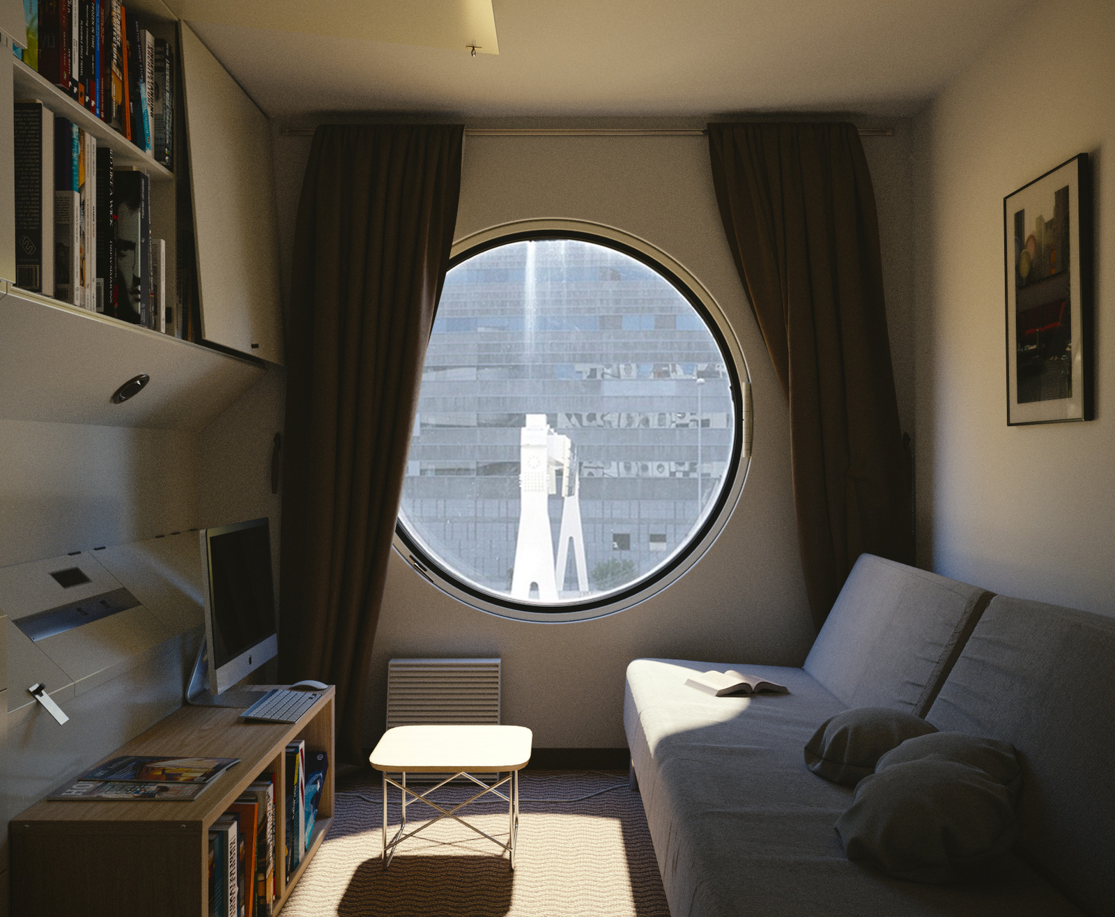 Japanese Apartment in Tokyo