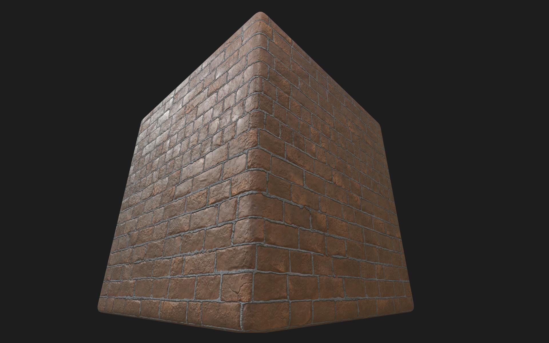 Fausto sciallis brick 2c