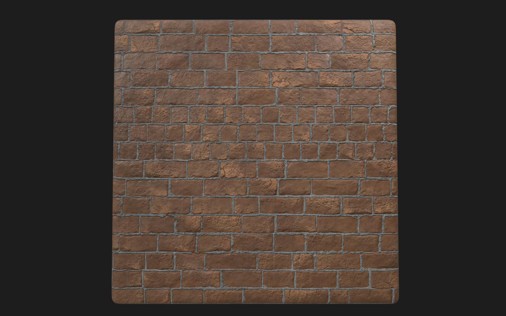 Fausto sciallis brick 2b