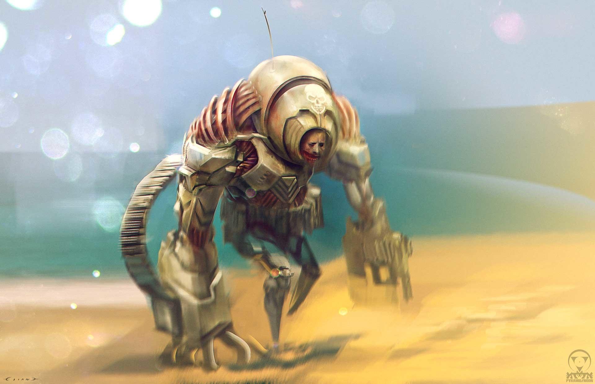 Eliant elias robot 3