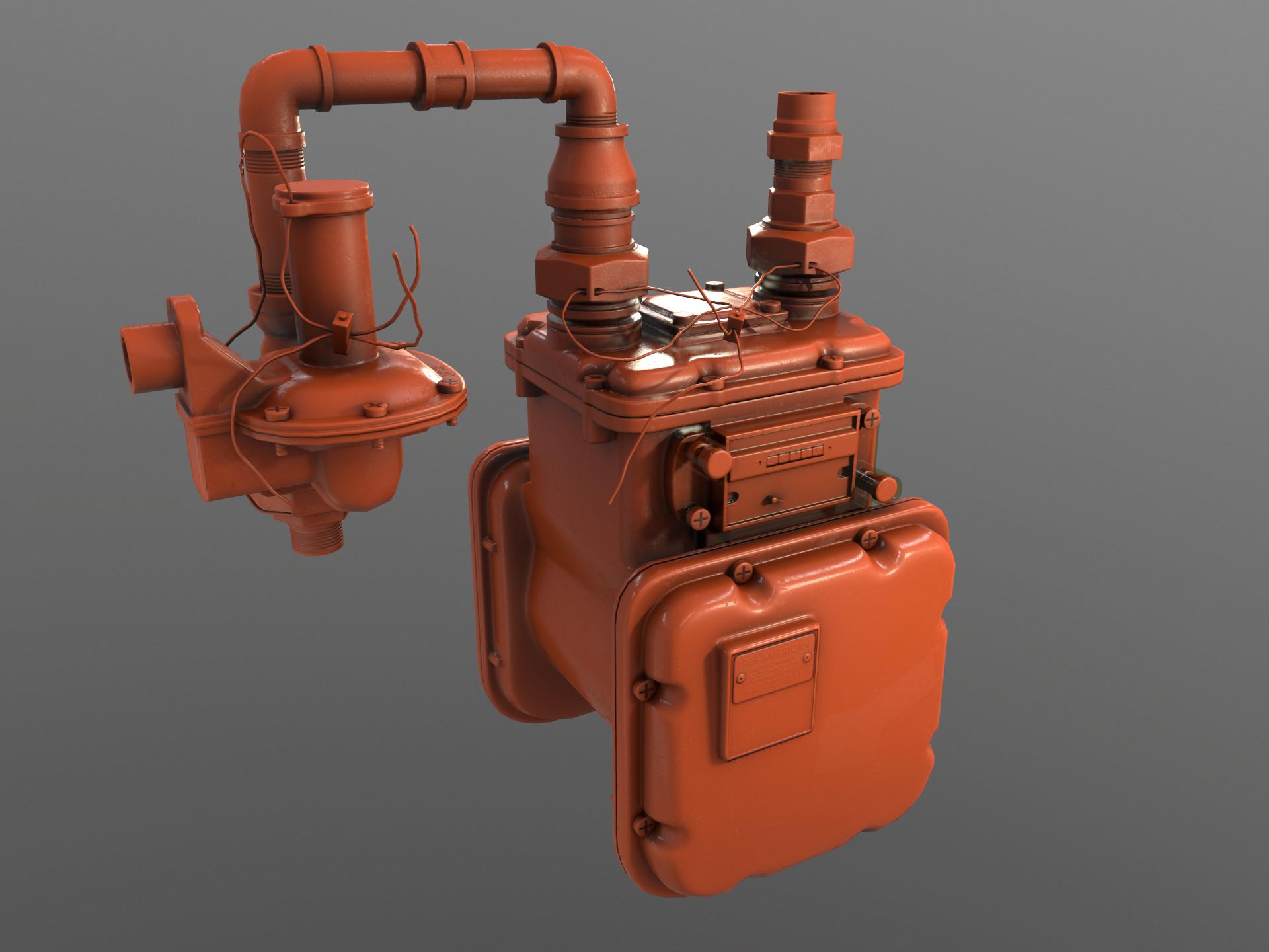 Wahyu nugraha natural gas meter 03