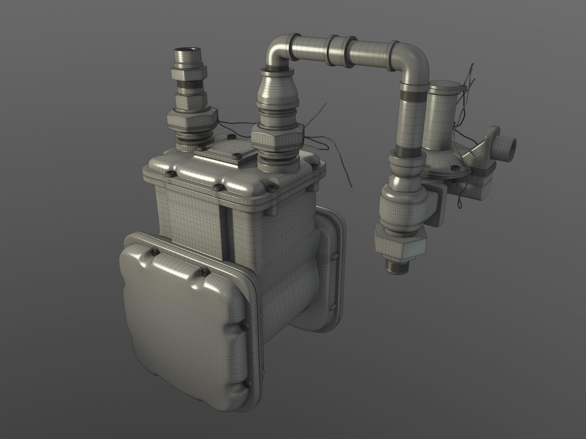 Wahyu nugraha natural gas meter 05