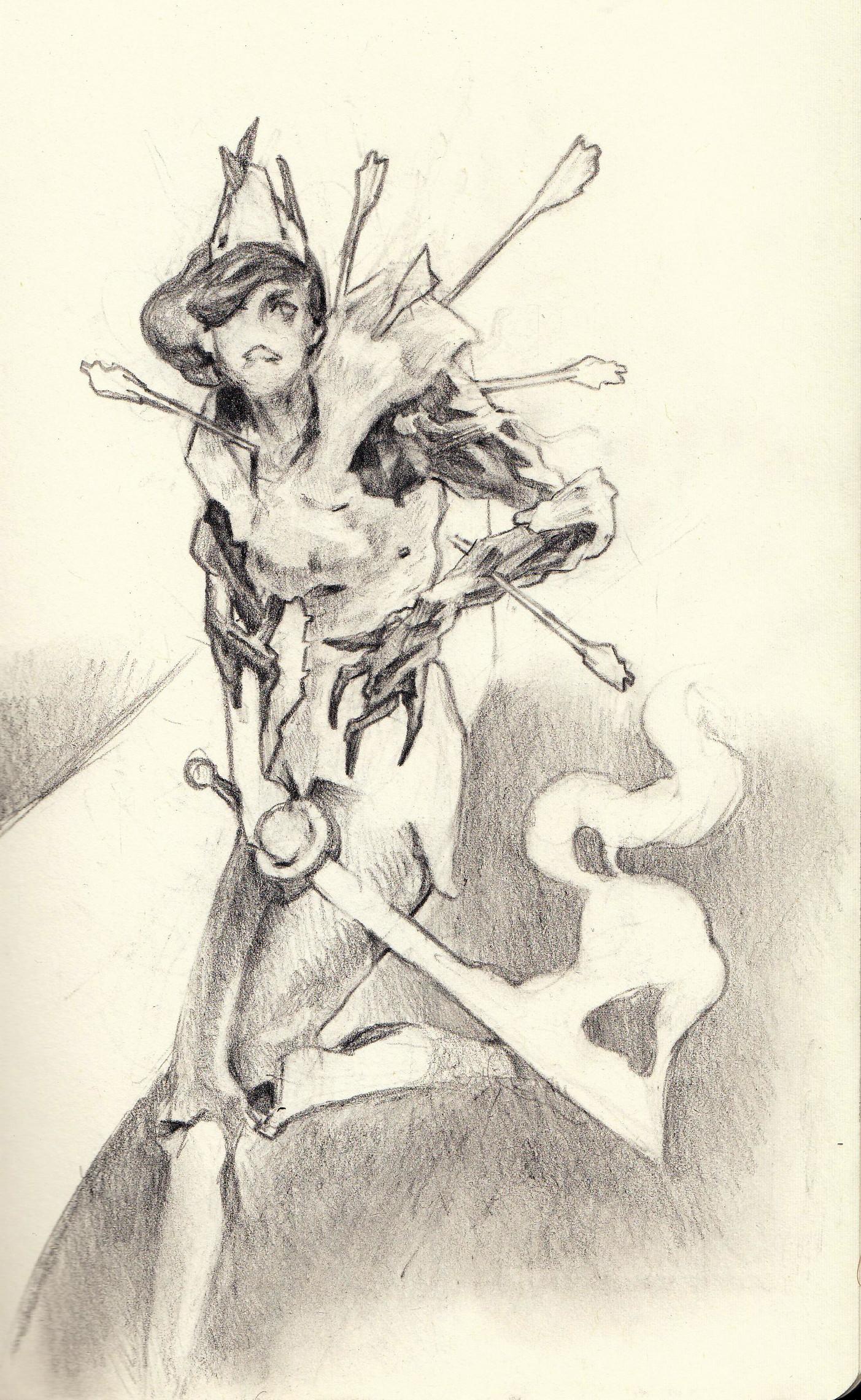Teo krystufek madqueen sketch girl teokrystufek
