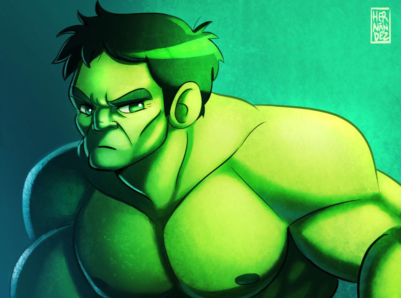Hulk. 2015