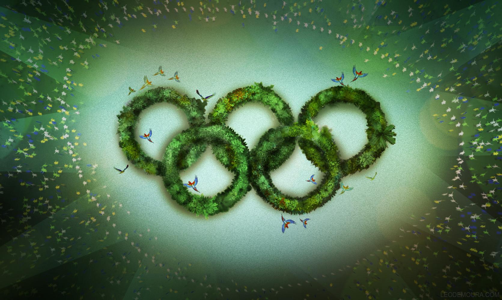 Leonardo de moura art ooc seg parade of athletes v00 lmo 20150808 olympic rings 03 2 copy