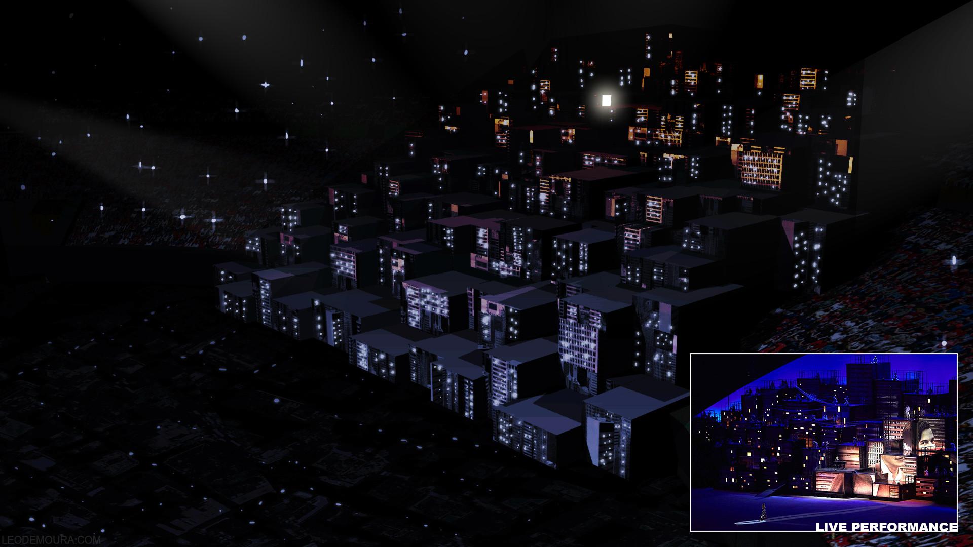 Leonardo de moura 01 box city urbana noturna