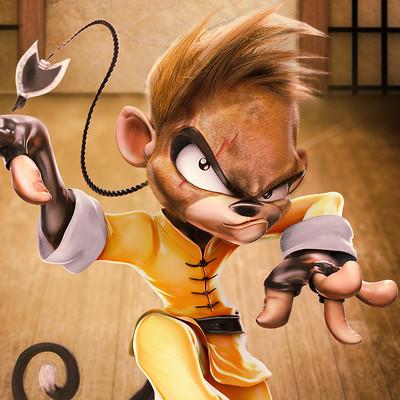 Carlos karurosu garcia drunken monkey