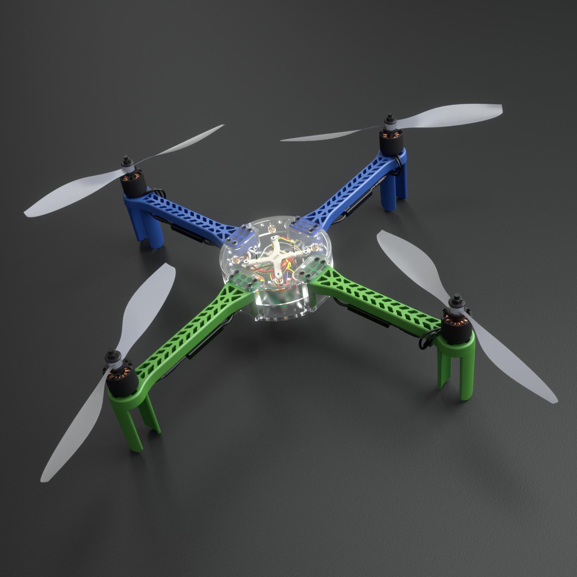 James mauger full drone base 2k