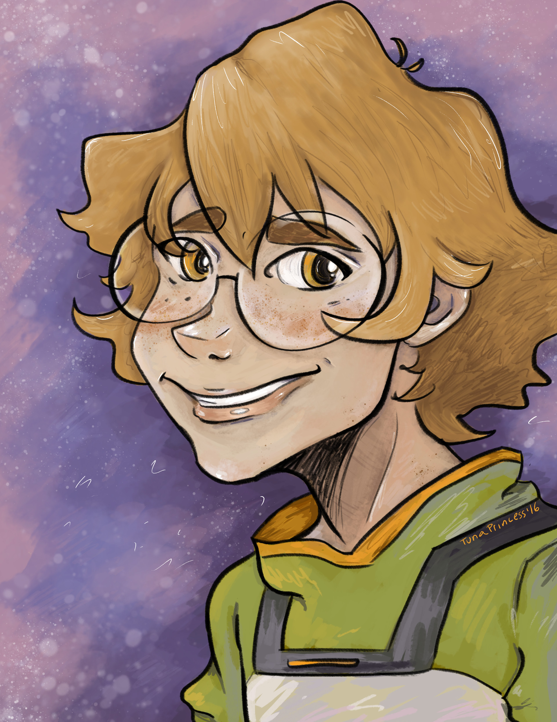 Jenna brienza pidge print