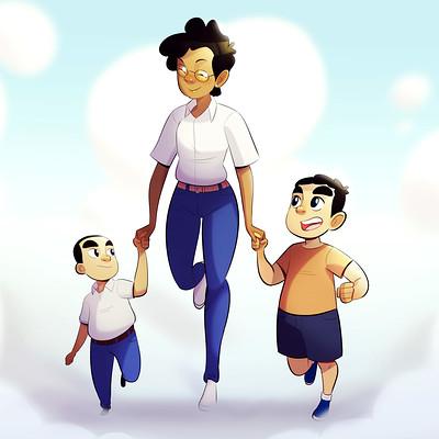 Pedro hernandez vasquez mom
