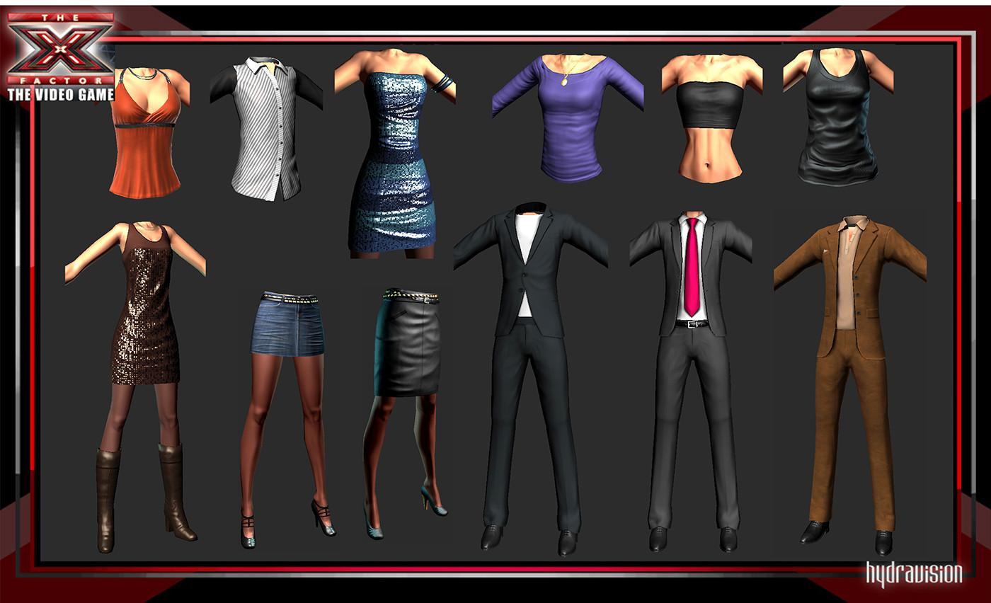Benjamin lucas garments